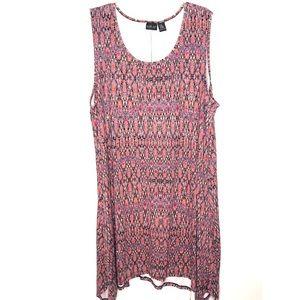 Rachel Zoe Midi tank dress Size 3X